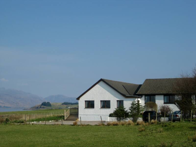 bed and breakfast scotland